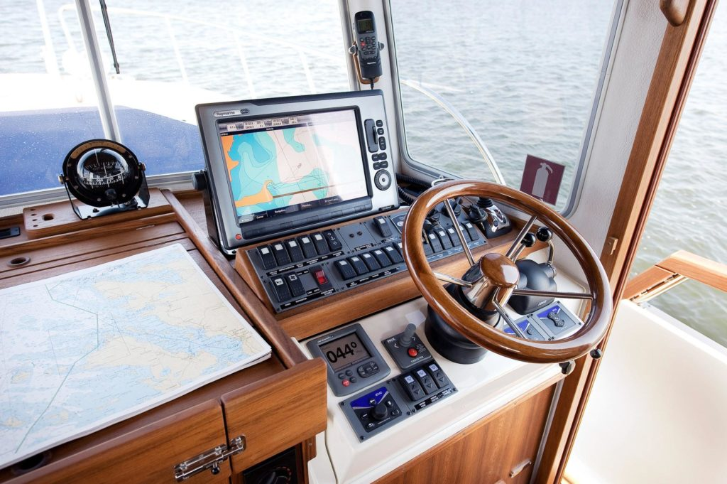 Marine Vessel & Navigation Systems
